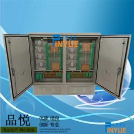 免跳纤864芯光缆交接箱室外安装