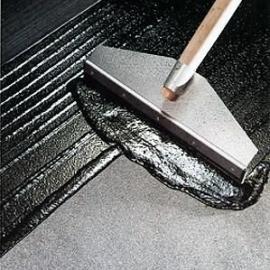 沥青胶泥冷施工图片
