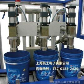 5-20L灌装机,化工桶灌装机,可定制,精度高
