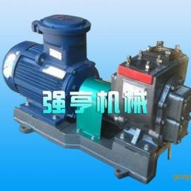 锦州强亨防爆柴油圆弧齿轮泵老品牌质量过硬