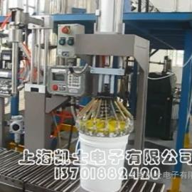 5-30kg灌装机,全自动液体灌装机,可定制的化工桶灌装机