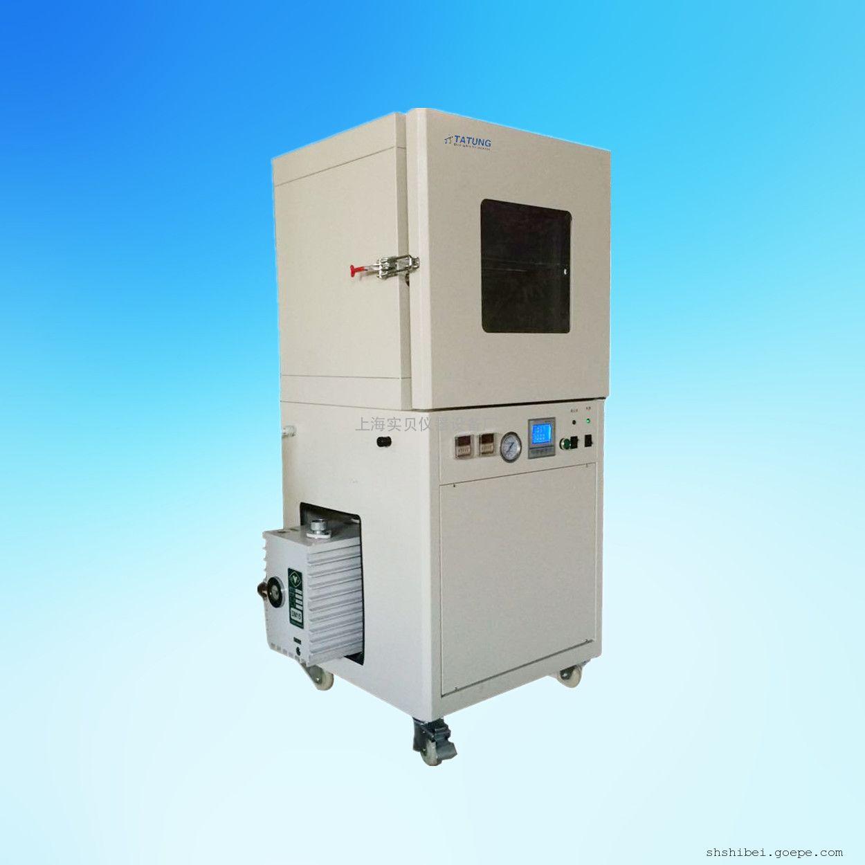 PVD-090-L真空脱泡机 AB胶水环氧树脂加热恒温固化干燥箱