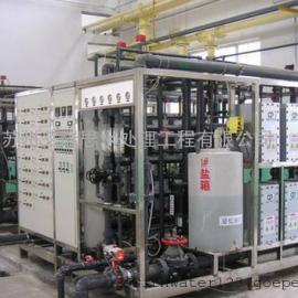 苏州电子厂供水水设备|集成电路板清洗高纯水设备