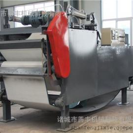 质量优、处理能力大的带式压滤机生产厂家/诸城善丰机械
