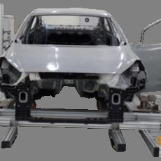 汽车四门两盖试验台 汽车四门二盖开闭耐久试验台