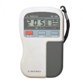 日本原装进口CHINO便携式氧浓度计MB1000