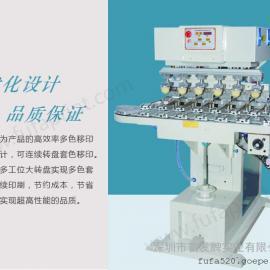 移印机专业制造厂家_供应富发移印机_多色,六色运输带移印机