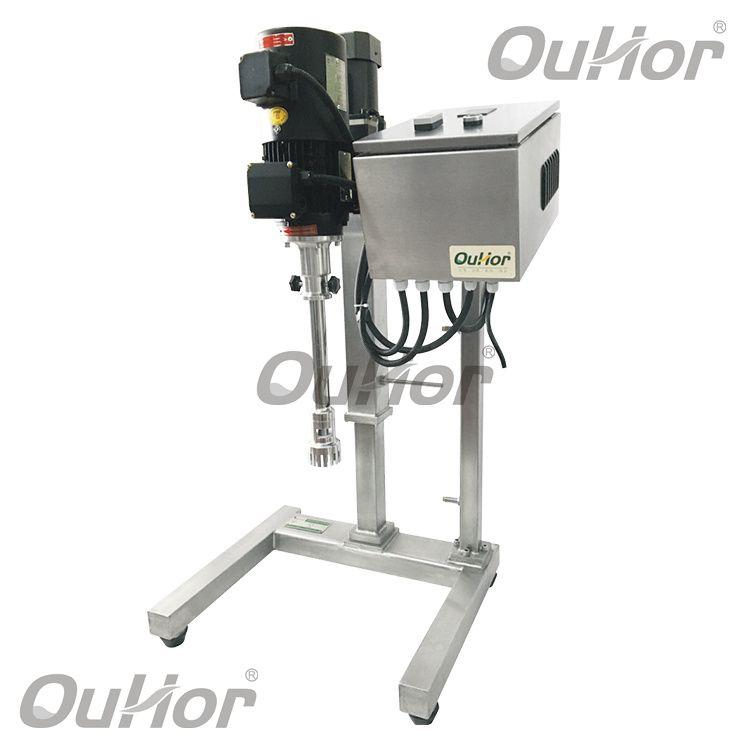 A90中式型高剪切分散乳化机,小批量分散乳化机,小批量分散乳化机