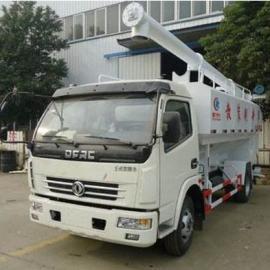 5吨散装饲料车/12天锦饲料运输车
