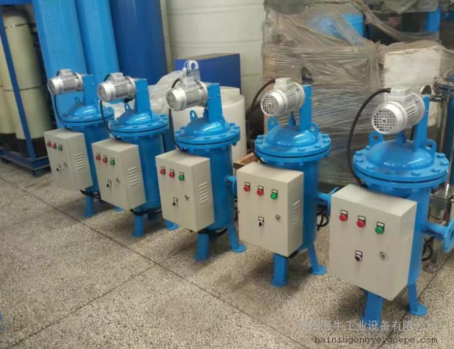 压差过滤器-济南海牛工业设备有限公司