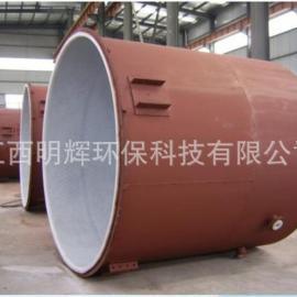钢衬塑储罐图片、耐酸耐碱储罐厂家、钢衬储罐生产厂家