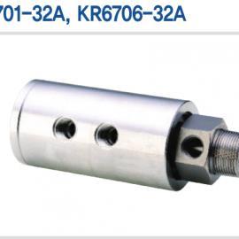 KJC双通高压液压旋转接头