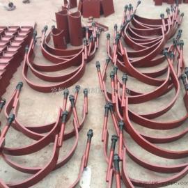 供应Z7管卡 U型管卡 标准型双螺栓管卡夹 基准管夹 各种型号齐全