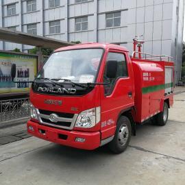 社区选择小型消防车多大吨位的合适