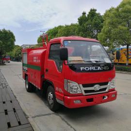 多功能社区专用2吨小型消防车、消防洒水车专用功能介绍