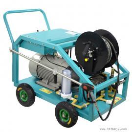 污水管道疏通机KD-500B克莱森380V电动高压清洗管道管道疏通机
