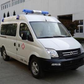 上汽大通救护车转运型和监护型配置清单