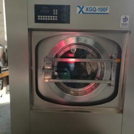 大型宾馆洗涤机械型号_酒店布草全自动洗衣机价格