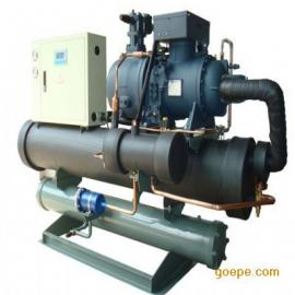 厂家热销反应釜专用耐腐蚀工业水冷机60HP螺杆式冰水机
