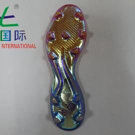 源头厂家供应仿电镀银油墨 金属感好 品牌三七国际