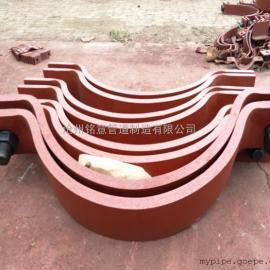 抱箍支架Z15 专业生产抱箍支架 西北院汽水管道支吊架