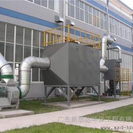 不锈钢活性炭废气吸附设备