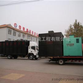 一体化污水处理设备价格 地埋式污水处理器价格 环保污水处理