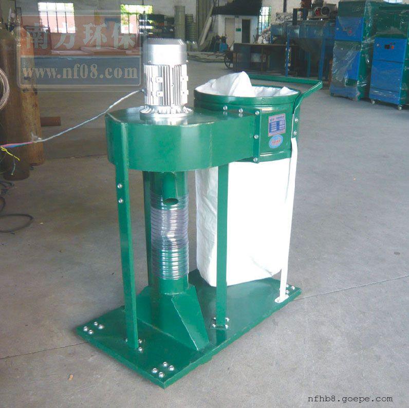 公司企业机台设备 车间地面吸灰吸尘清理专用布袋式吸尘器