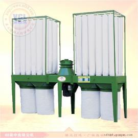 48袋中央布袋除尘器 粉料回收布袋集尘器 除尘设备制造厂家11KW