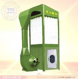 中央布袋式集尘器,粉尘滤袋回收设备制造厂