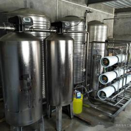 济南水处理设备 反渗透设备 直饮水设备-海牛工业设备有限公司