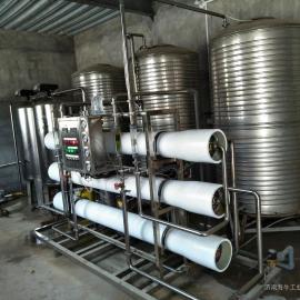 济南反渗透设备 纯净水设备 直饮水设备-海牛工业设备有限公司