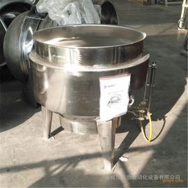 燃气加热夹层锅 鸭脖卤煮锅 多功能不锈钢卤煮锅