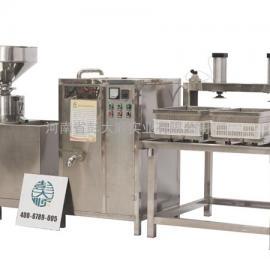 新式豆腐机器_大型全自动豆腐机器
