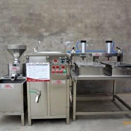 小型豆腐机厂家专业生产各种豆腐机,性价比高