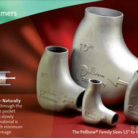 美国Pelletron塑料粒子输送-伯努利弯头