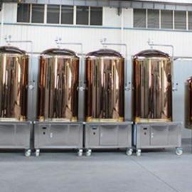 自酿啤酒设备特点啤酒设备价格