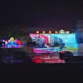 C都市巨影夜景灯光投影设备专供-W155系列投影机