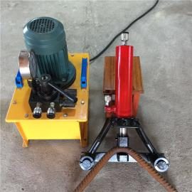 便携式钢筋弯曲机小型钢筋弯曲机
