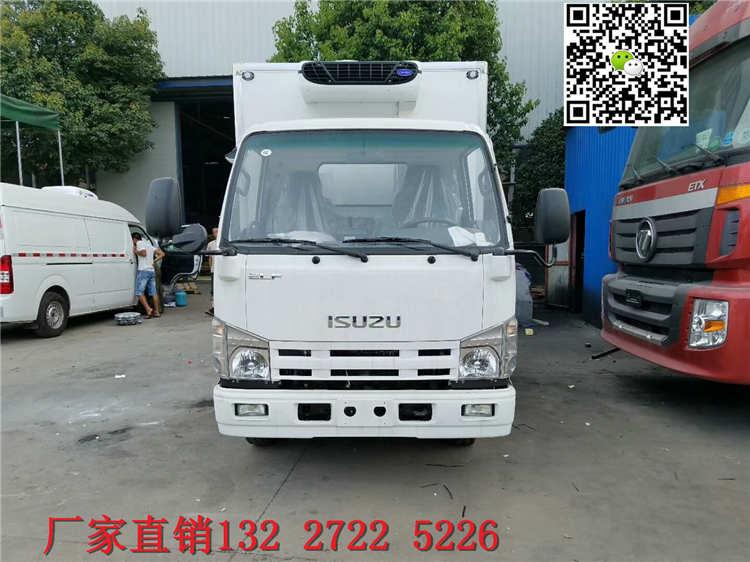 活海鲜冷藏车参数_低价格冷藏车_包冷藏车价格图片