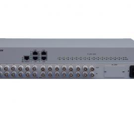 16路E1转4路以太网2M/E1协议转换器 2M/E1转以太网E1网桥2M网桥