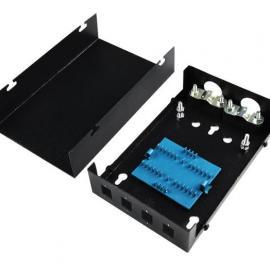 4口SC光纤终端盒光纤熔接盒光端盒光纤盒光缆终端盒 熔纤盒