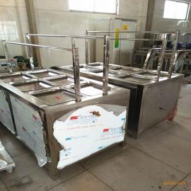 厂家销售绿色环保豆油皮机 图片6盒腐竹油皮机 小型豆皮机