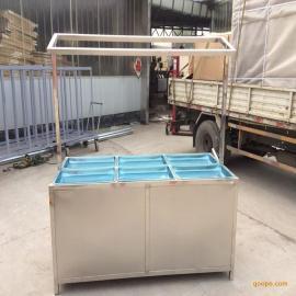 长期销售不锈钢材质腐竹油皮机 型号小型电加热豆油皮机厂家