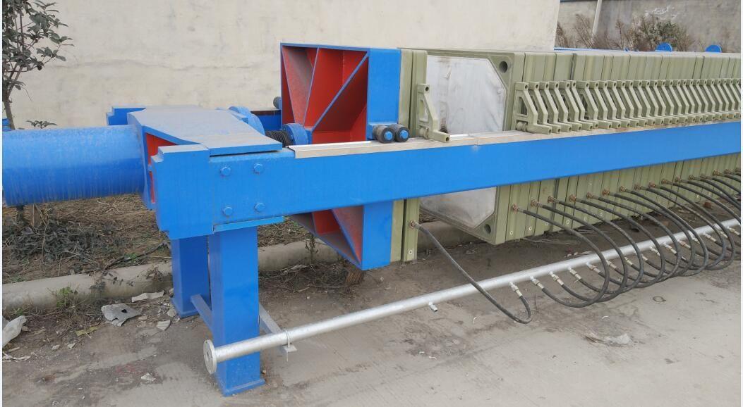隔膜压榨压滤机 内嵌式压滤机