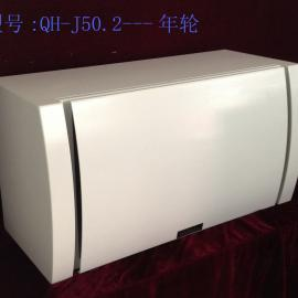 秦海 室内新风系统PM2.5过滤全热交换器新风机空气净化器 qh-60y