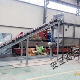 供应50kg粉状颜料破袋机 全自动拆包机高效便捷