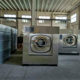 宾馆布草水洗设备 酒店床单被子全自动洗衣机价格