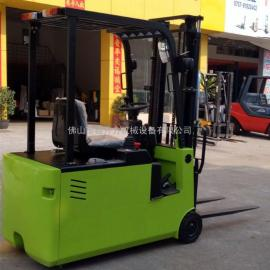 黄埔地区环保使用卸货叉车全电动叉车