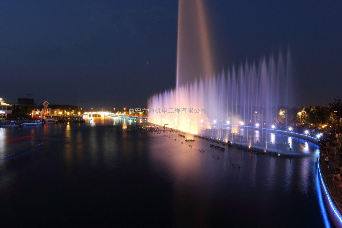 陕西哪里有做喷泉的公司